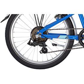 Puky Crusader 20-6 Fahrrad Alu Kinder blau